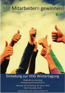 VDG-Wintertagung - 1